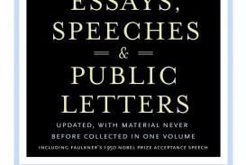 002 William Faulkner Essays Essay Example Stunning Topics