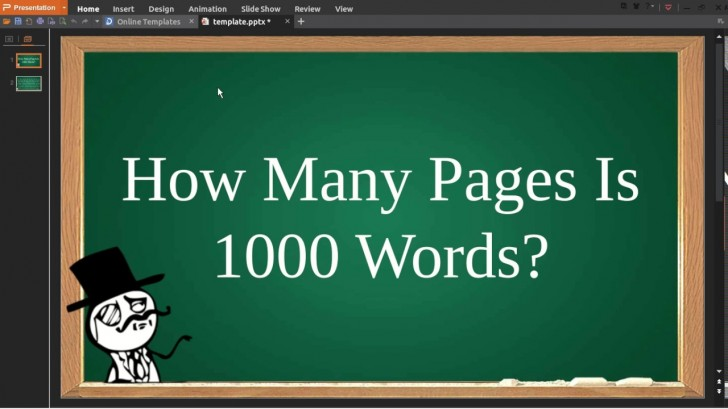 002 Word Essay Is How Many Pages Example Dreaded 1000 A Handwritten 728