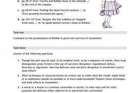 002 X53466 Php Pagespeed Ic Q2xgfrr7a2 Atonement Essay Questions Fascinating