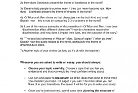 003 006885176 1 Essay Example Of Mice And Fearsome Men Prompts