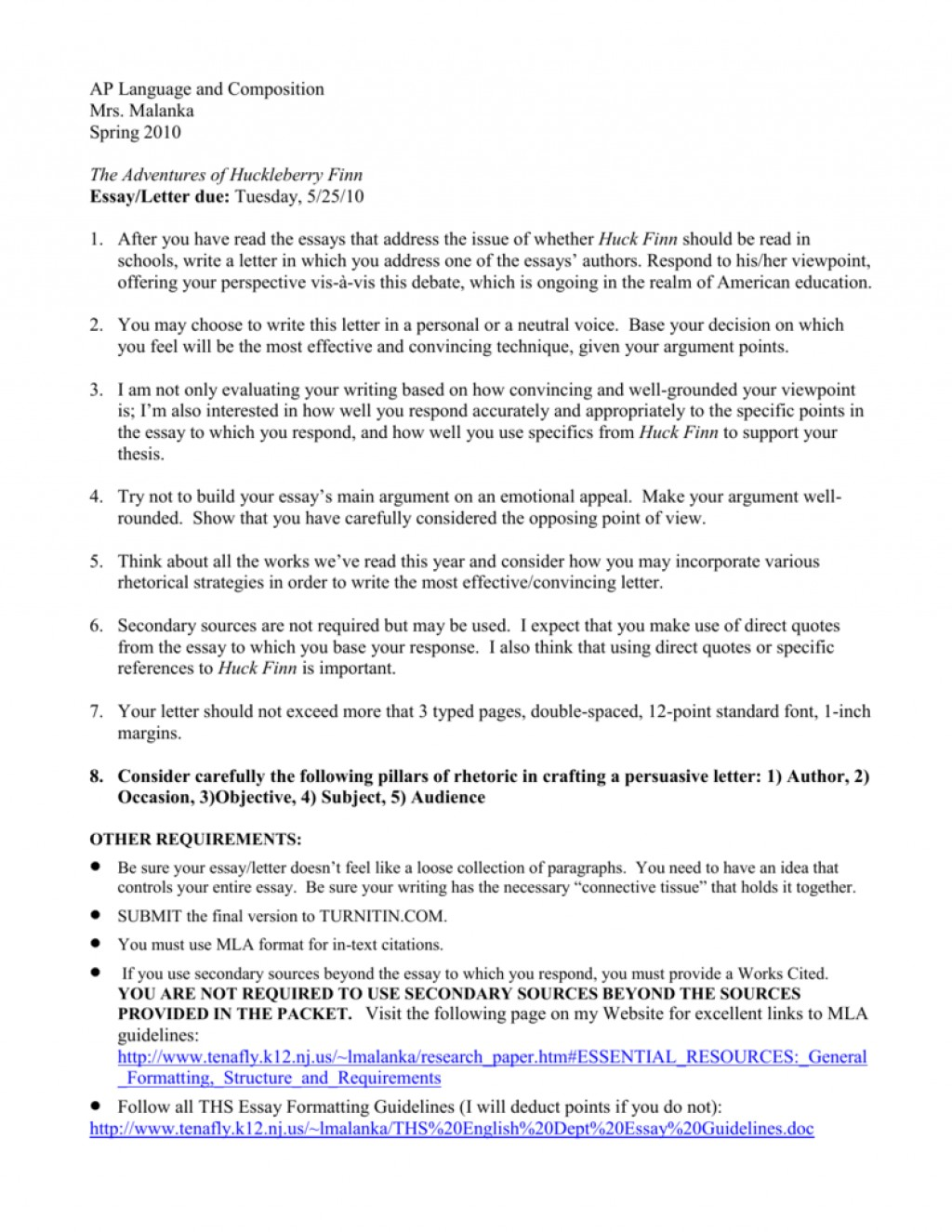 003 008011350 1 Essay Example Huck Awesome Finn Huckleberry Argumentative Topics The Adventures Of Prompts Large