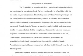 003 009067892 1 The Scarlet Ibis Essay Best Thesis Questions Discussion