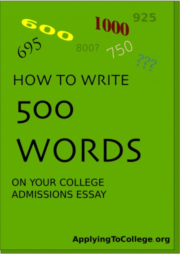 003 2903628546 Word Count For Common Application Essay College Beautiful Maximum 2018 360