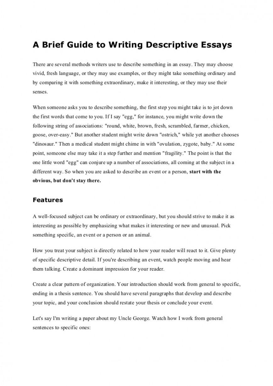 Essay healthy understanding relationship