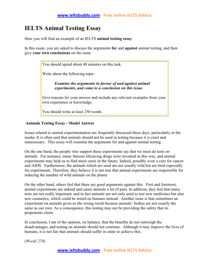 003 Against Animal Testing Essay Example 008917896 1 Imposing Introduction Persuasive Titles Full