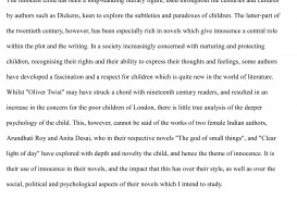 003 Alevel Course Work Sample Essay Example Stirring Literary 4th Grade Analysis