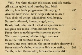 003 Alexander Pope Essay On Man Dreaded Summary Epistle 2 Pdf