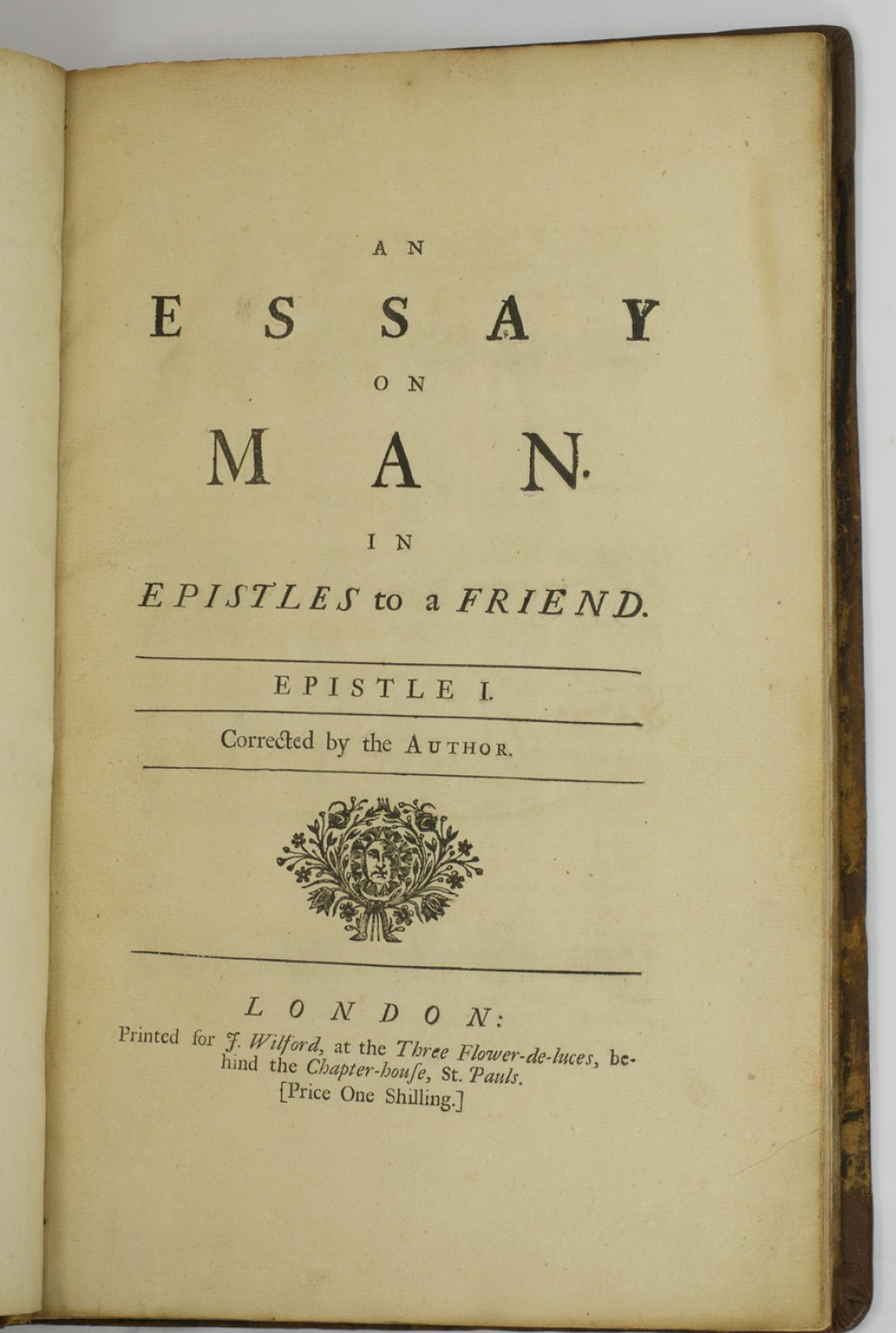 003 An Essay On Man 65395 3 Fantastic Epistle 2 Meaning Summary Sparknotes Part 1 Large