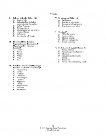 003 Ap Biology Ecology Essay Questions Evolution Bio And