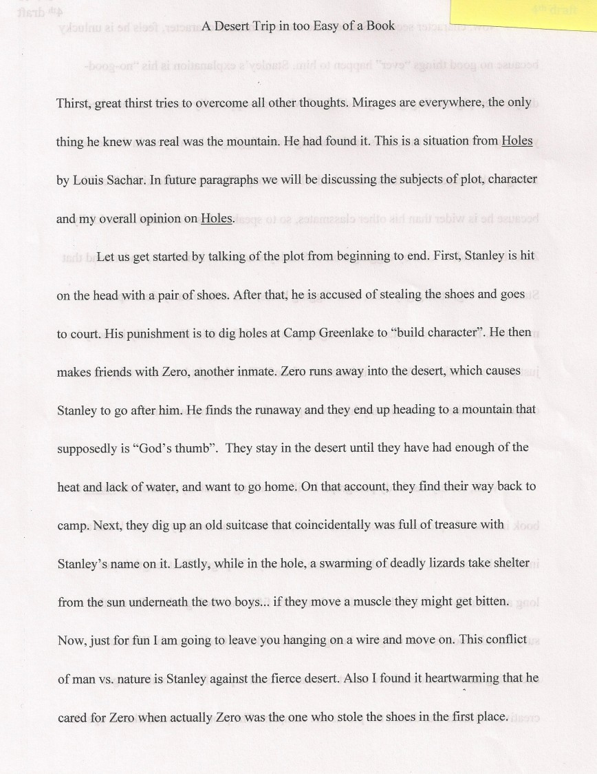 Academic success definition essay