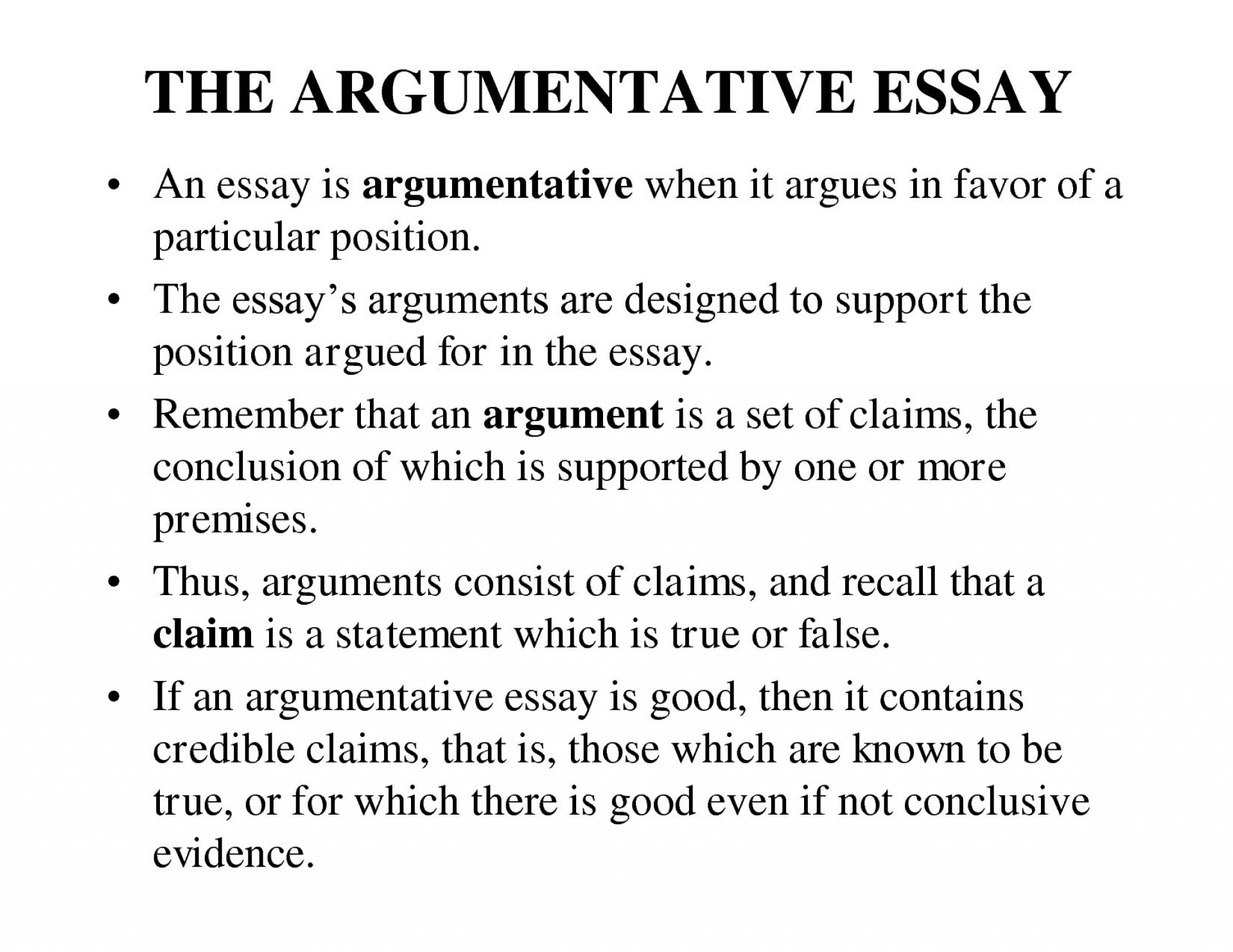 003 Argumentativessay Conclusionxamplexamples And Forms What Is An Definition Outline Printables Corner With Rega Powerpoint Ppt Its Parts Topics Pdf Brainly Define Fantastic Argumentative Essay Claim 1920