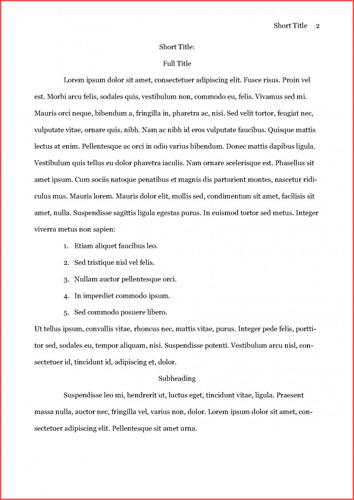 003 Asa Format Example Remarkable Essay Reference Generator Heading Citation 728