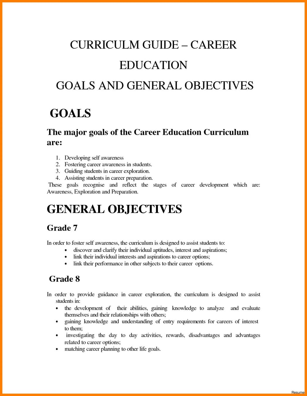 003 Career Aspiration Sample Essays Of Goals For Resume Objective Work And Objectives Goa 1048x1351