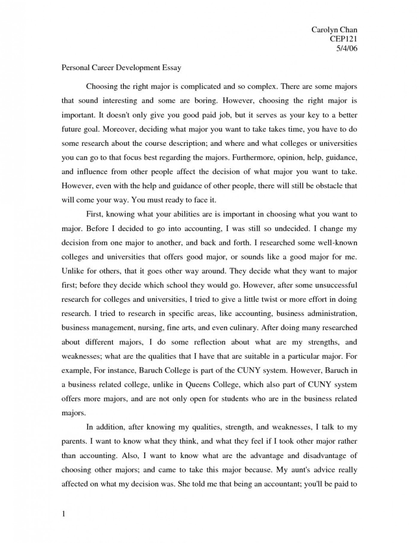 003 Career Goals Essay Examples Example Scholarship About Printables Corner Educational And Shawn Weatherly Rega Pdf