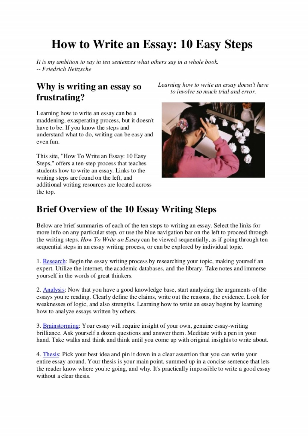 003 Cause And Effect Essay Should Sequential Meaning It Example Howtowriteanessay Thumbnail Wonderful A Be Large