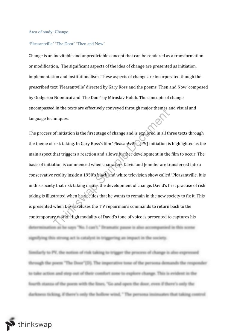 003 Change Essay 58348 Aoschangeessay Docx Fadded31 Awesome Topics The World Contest Titles Full