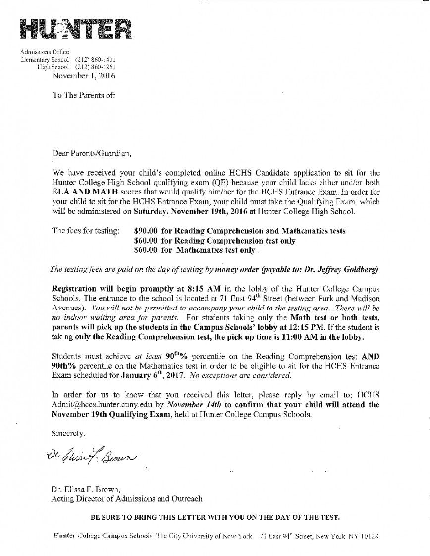 003 College Essay Tutor Hunter Prep Queens Manhattan New York City Nyc Jobs Qualifying Exam L Unforgettable Cost Near Me