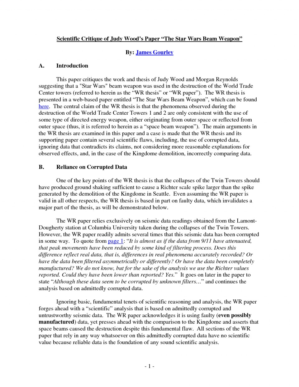 003 Critique Essay Example Of Research Paper 131380 Remarkable Layout Speech Examples How To Write A An Article 960