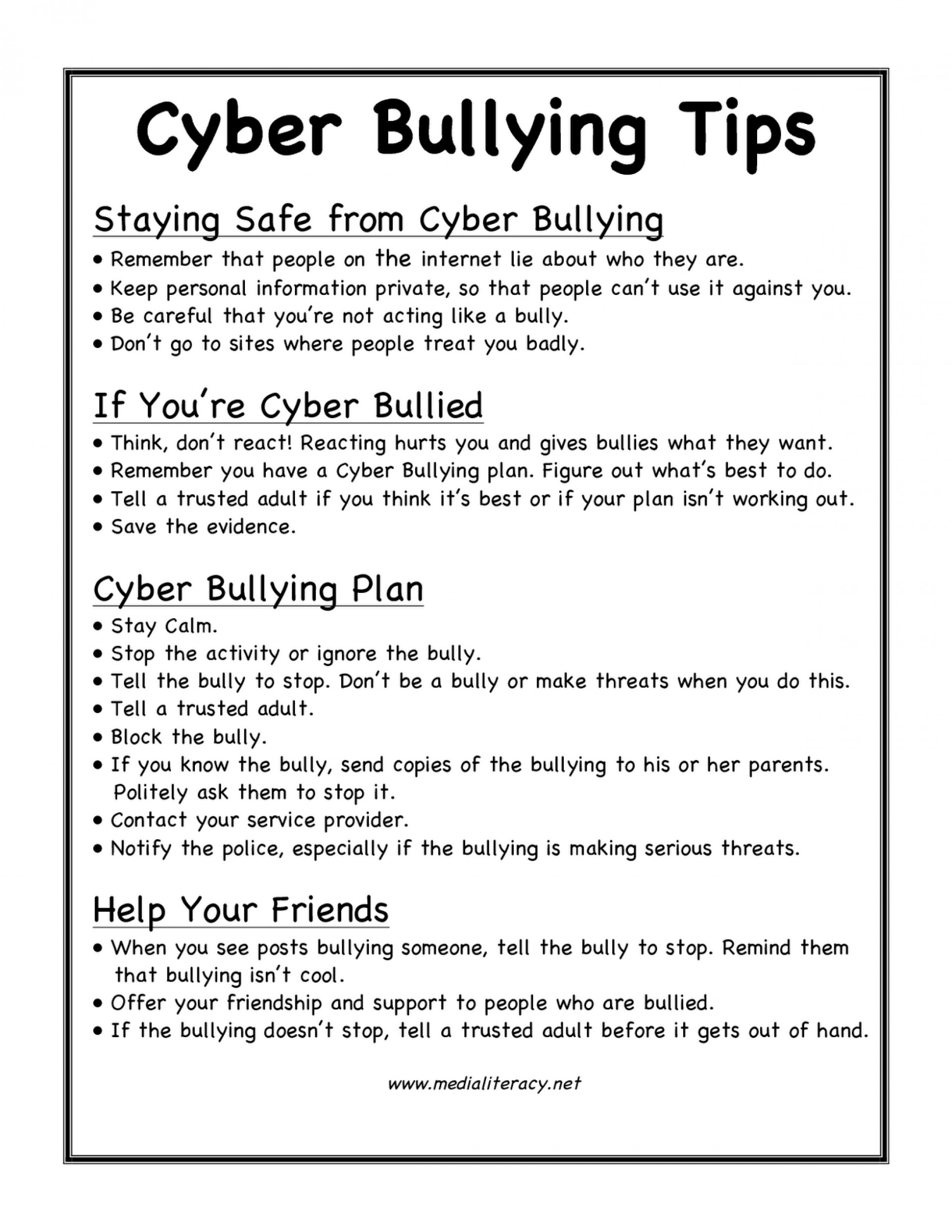 003 Cyberbullying Worksheets 424901 Essay Beautiful Conclusion Paragraph On Cyber Bullying Argumentative Topics 1920