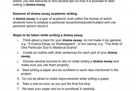 003 Drama Essay Example Awesome Introduction Hsc Examples On Trifles