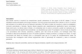 003 Essay En Espanol Largepreview Fearsome Que Significa La Palabra Español Prompt Persuasive