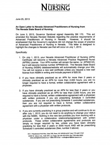 003 Essay Example Aprnletter Page 1 Why Did You Choose Exceptional Nursing Do As A Profession 360