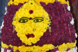 003 Essay Example Bathukamma On In Dreaded Telugu Short Language