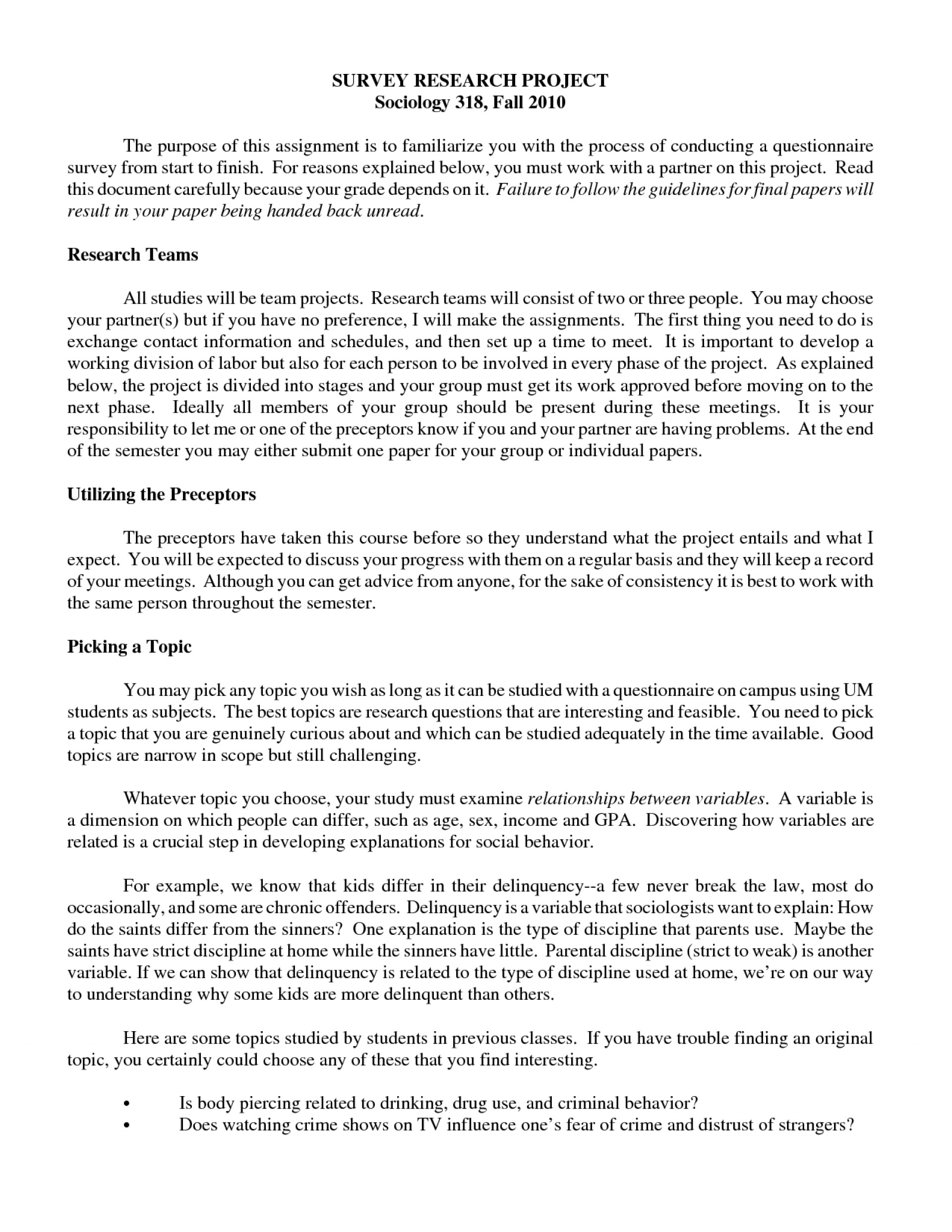 003 Essay Example Bcl12q38gt Impressive Paper Research Outline Career Mla Of Topics About Science 1920