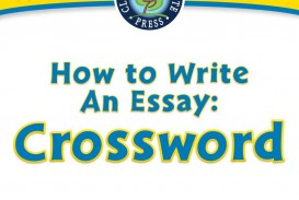 003 Essay Example Cc7106cw Cover Fascinating Crossword Byline Clue Short Puzzle Persuasive
