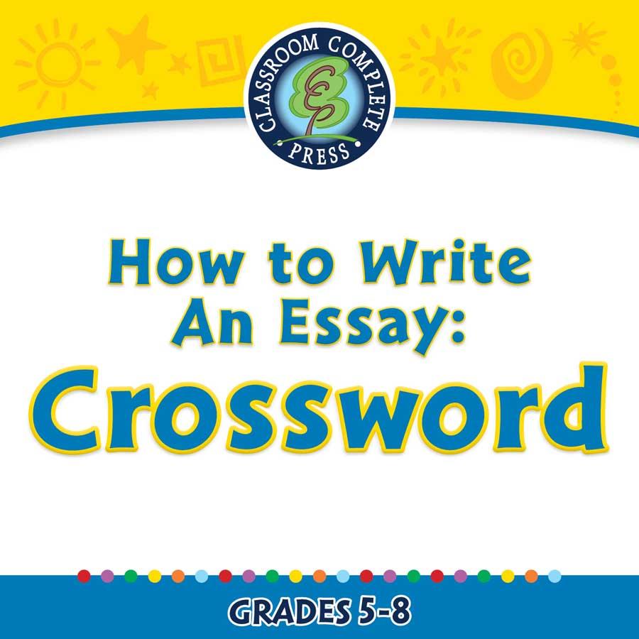 003 Essay Example Cc7106cw Cover Fascinating Crossword Byline Clue Short Puzzle Persuasive Full