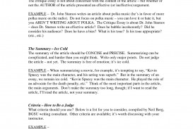 003 Essay Example Critical Evaluation Fearsome Sample