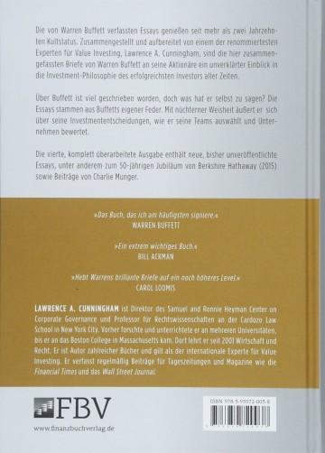 003 Essay Example Die Essays Von Warren Buffett 81fo Archaicawful Das Buch Für Investoren Und Unternehmer Pdf 360