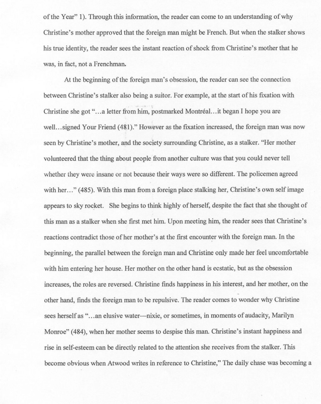 003 Essay Example Ess2ex2 3 Fearsome Page On Gun Control Double Spaced Word Count Large