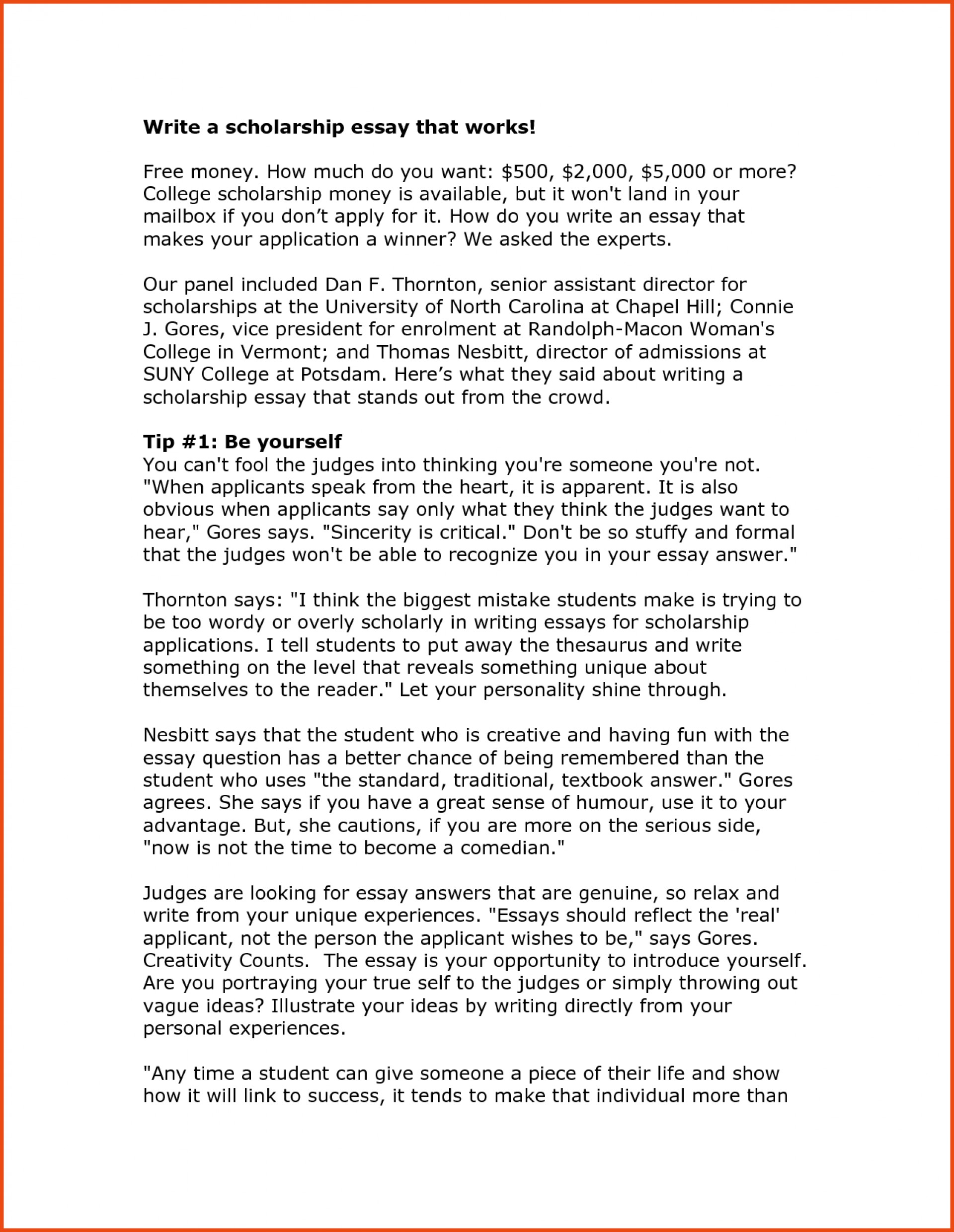 003 Essay Example Essays About Yourself Write College L Where Do You See In Sensational 10 Years U 1920