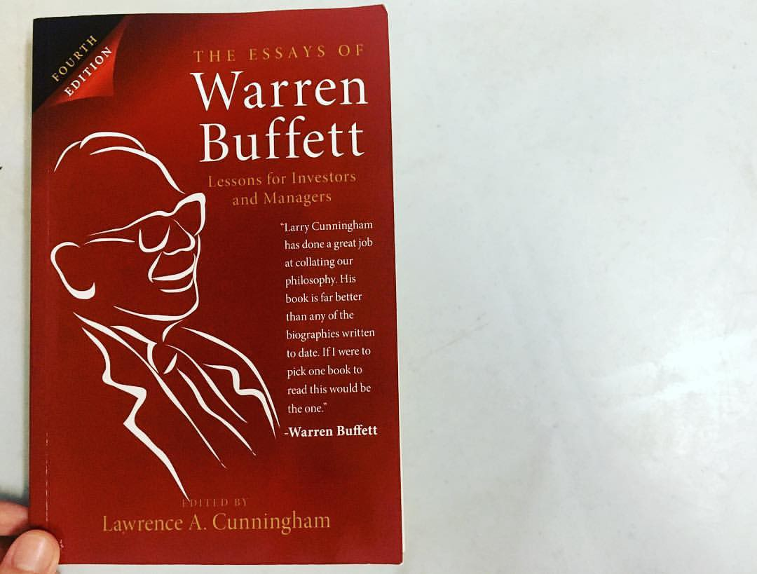 003 Essay Example Essays Of Warren Buffett Top 4th Edition The Pdf Free Full