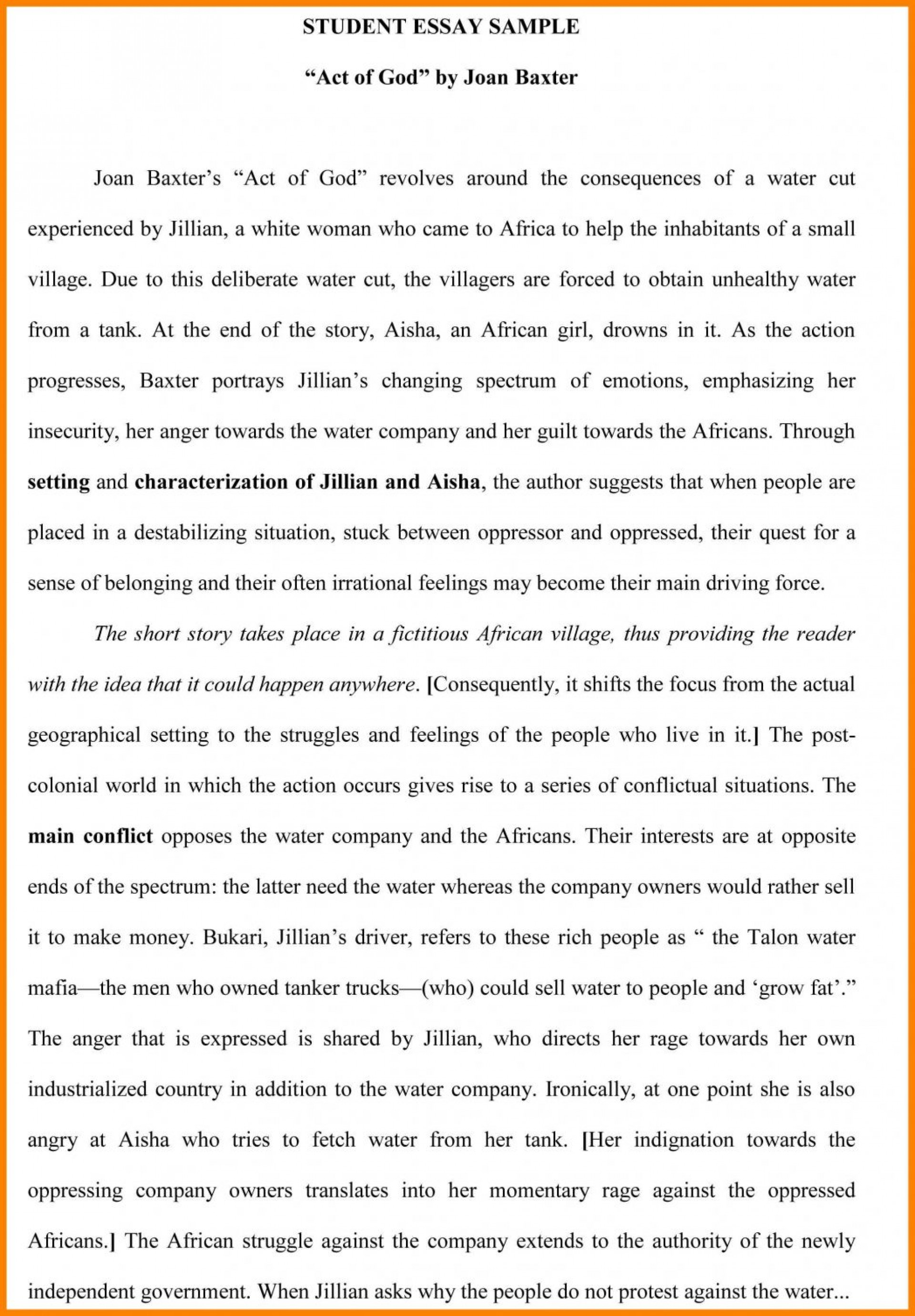 003 Essay Example Examples Of Process Essays Pdf How To Write Good Student Better Download Descriptive Great Law Steve Foster Lauren Starkey 1048x1508 Stirring Montaigne Deutsch English Penguin 1920