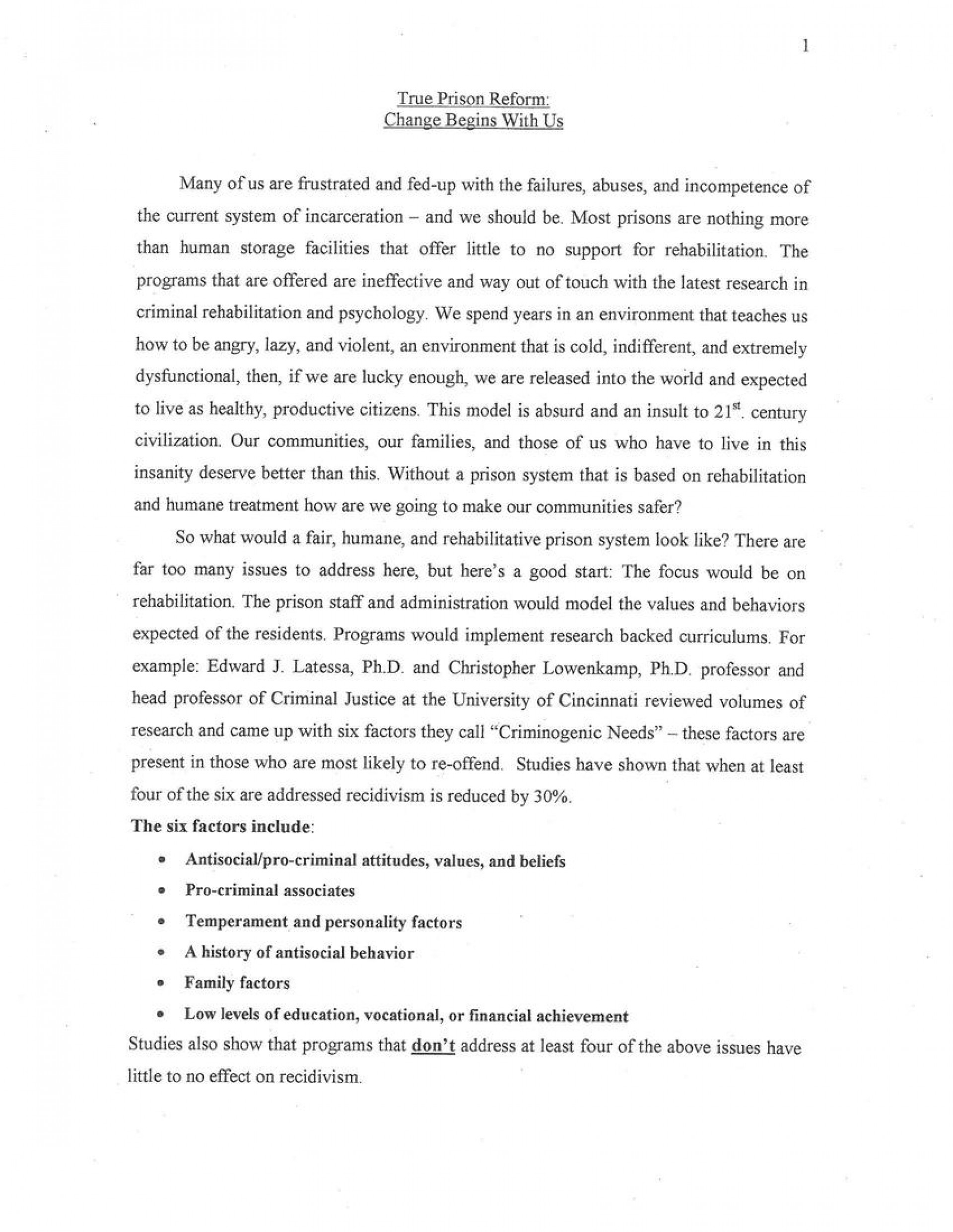 003 Essay Example Examples Of Profile Essays Doc6217 Page Marvelous College Community Company 1920