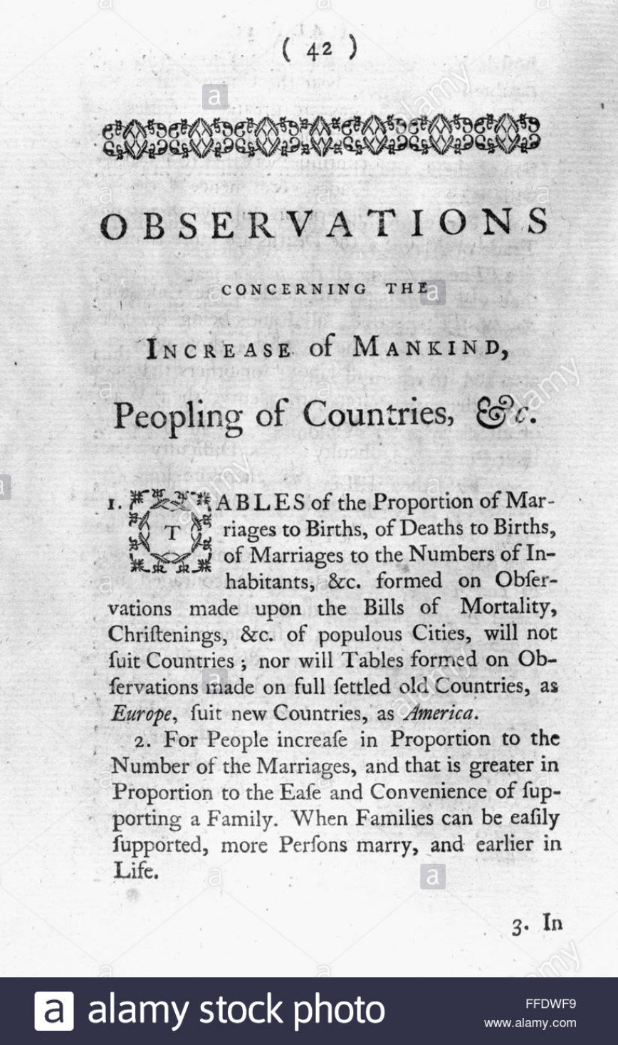 003 Essay Example Franklin Title Page Nfirst Of Benjamin Franklins Observations Unbelievable Outline Autobiography Topics