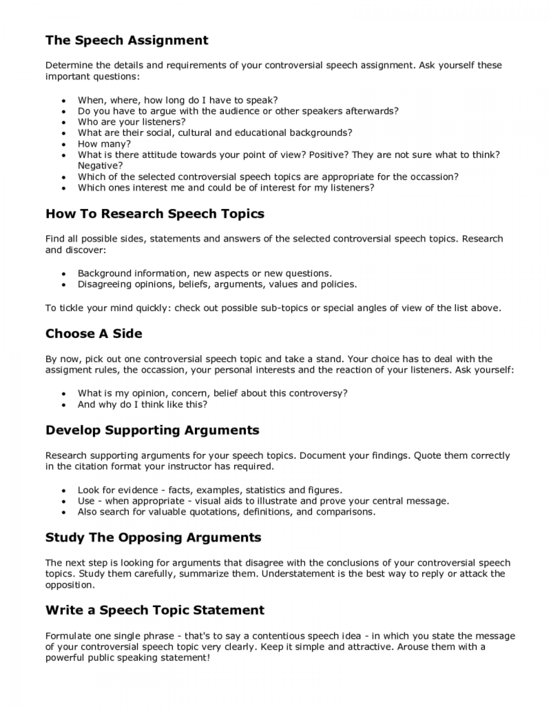 003 Essay Example Funny Argumentative Topics Persuasive Middle School Infoupdate Org Controversial Statements Template 6oz For College Students Hilarious Marvelous 1920