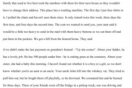003 Essay Example Funny Essays Free Stupendous Topics Written By Students For College 320