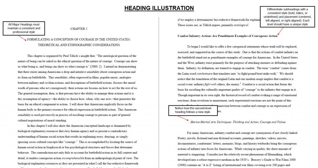 003 Essay Example Headingsillustration Png Surprising Subheadings Format Academic Writing Large