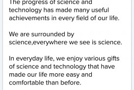 003 Essay Example How Technology Has Changed Our Awesome Lives Pdf On For The Worst