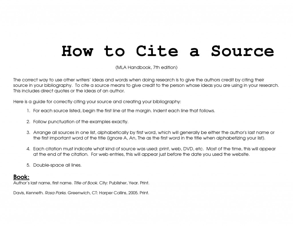 003 Essay Example How To Cite Sources In An Surprising Using Mla Apa Style Large
