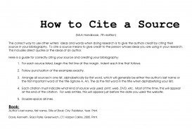 003 Essay Example How To Cite Sources In An Surprising Using Mla Apa Style