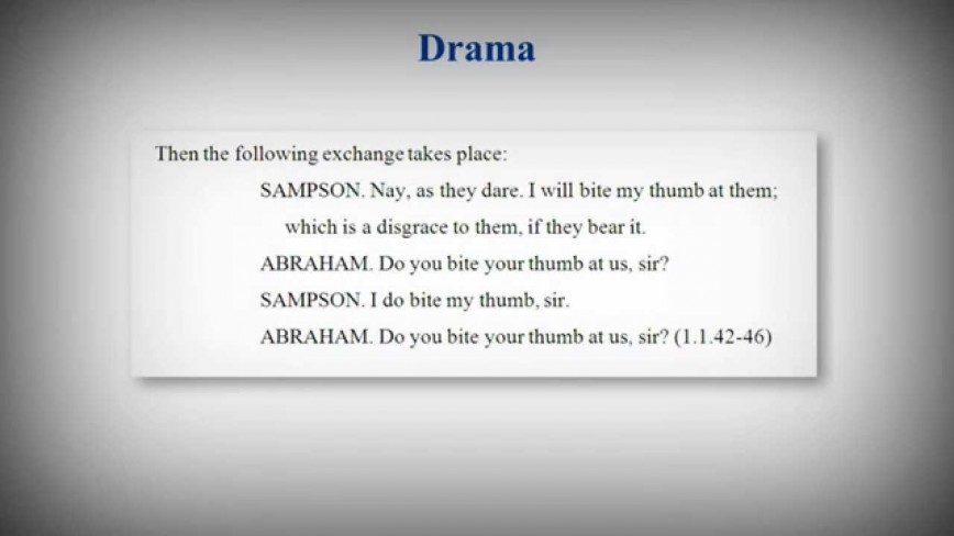 003 Essay Example How To Quote Play In An Top A Do You Dialogue From Parts Of Script