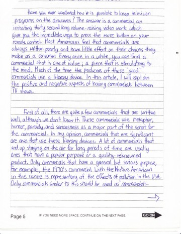 003 Essay Example How To Write Sat Average Fantastic A New Format Good Introduction 360