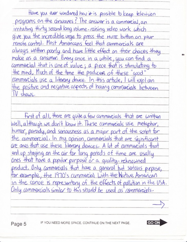 003 Essay Example How To Write Sat Average Fantastic A New Format Good Introduction 728