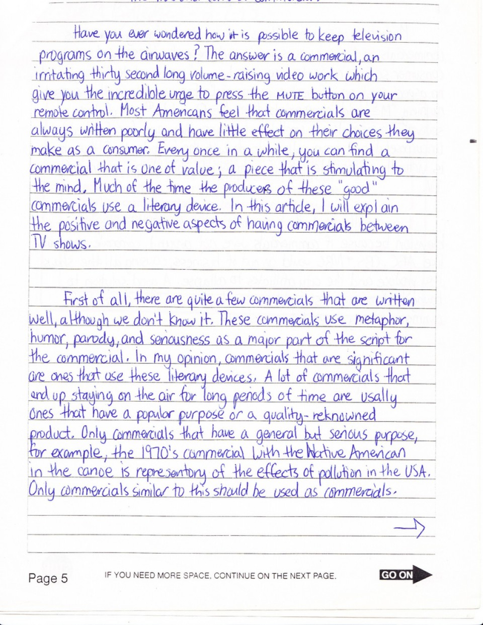 003 Essay Example How To Write Sat Average Fantastic A New Format Good Introduction 960
