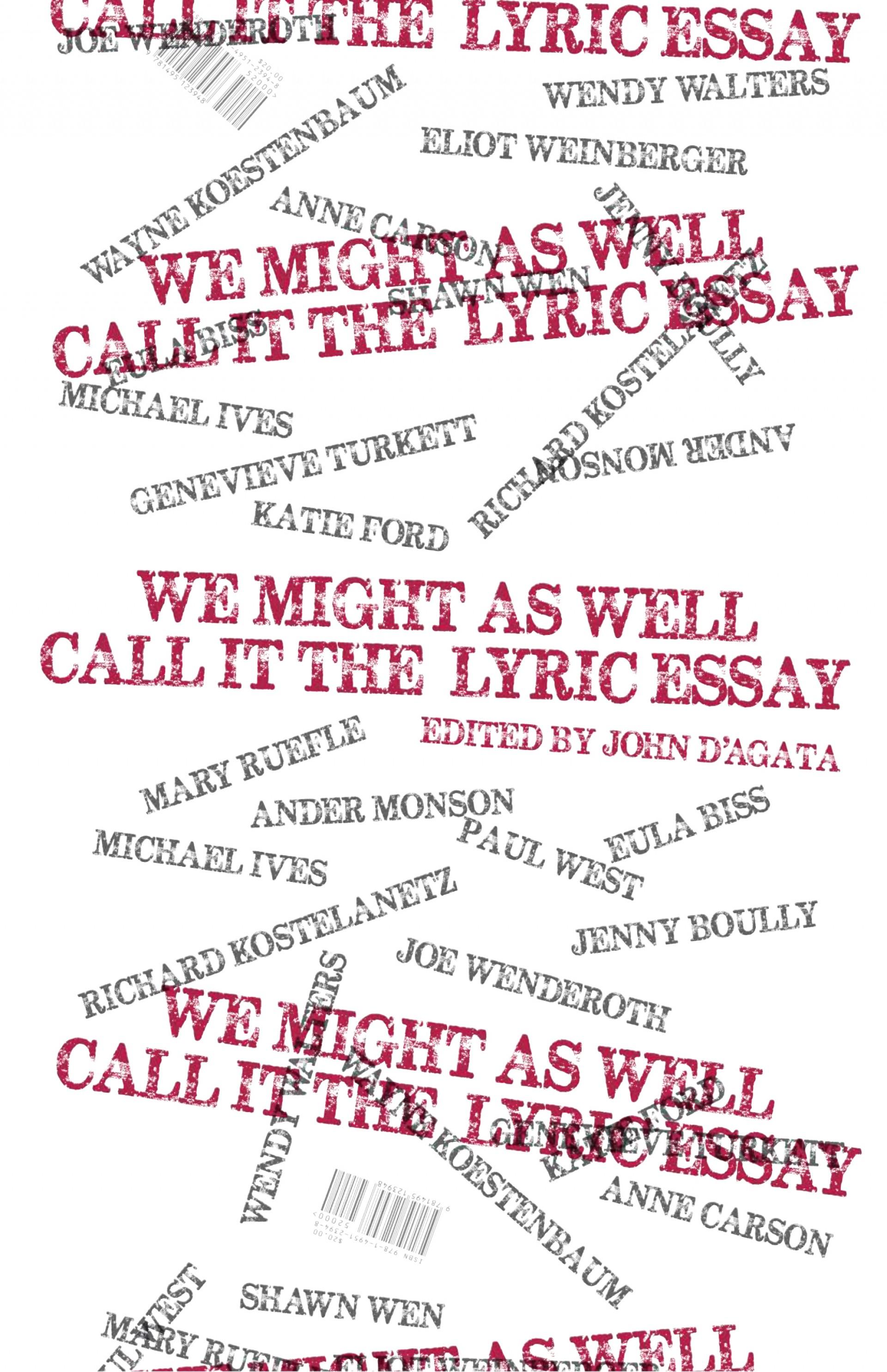 003 Essay Example Lyric Stunning Sample Topics 1920