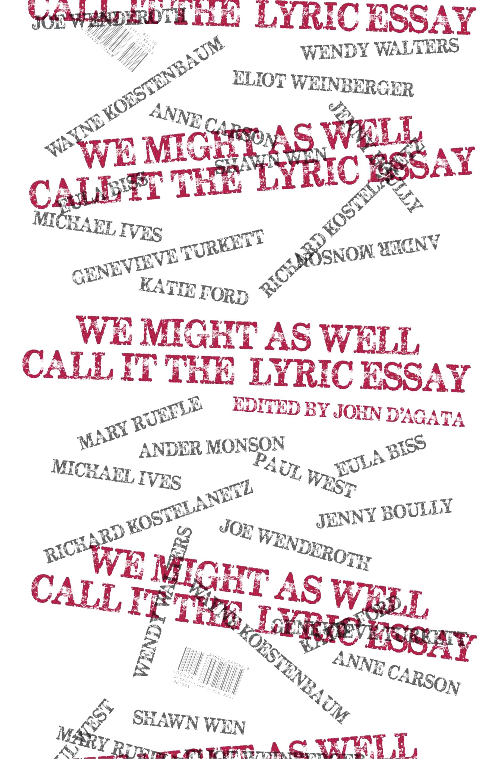003 Essay Example Lyric Stunning Sample Topics Full